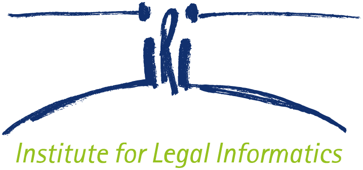 Logo Institute for Legal Informatics